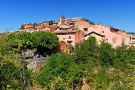 Village perché de Roussillon