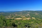 Panorama sur le Nord Luberon