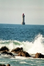 Vague déferlante, Phare de la Jument