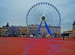 Grande roue, place Bellecour