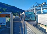 Funiculaire des Arcs, Bourg-Saint-Maurice
