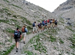 File indienne, Col de la Scaletta (2)