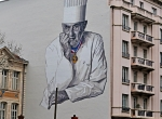 Fresque Paul Bocuse