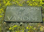 Plaque Parc National Vanoise