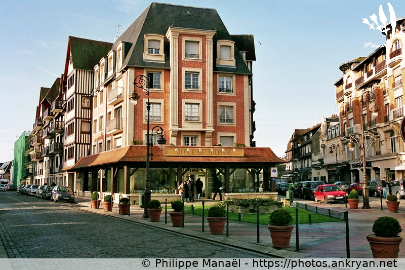 Office de tourisme deauville ankryan photos - Office du tourisme de basse normandie ...
