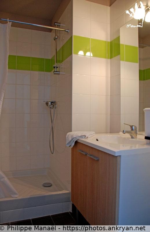 Salle de bains r la blanche ile de r ankryan photos for Jean philippe toussaint la salle de bain