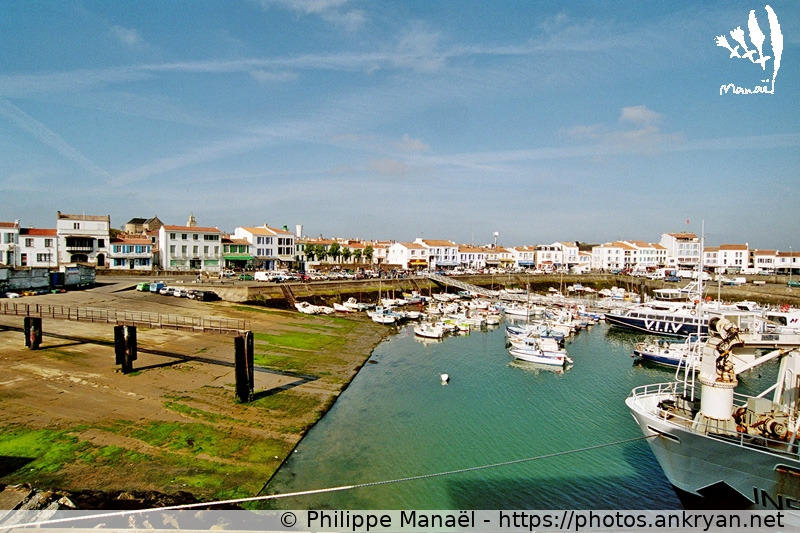 Port-Joinville / Ile d'Yeu / Ile / France