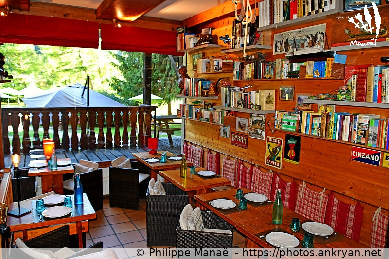 Restaurant Refuge D Altitude Vers Grand Bornand