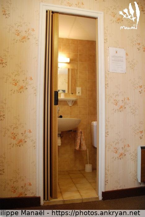 H tel marial salle de bains lourdes ankryan photos for La salle de bain jean philippe toussaint