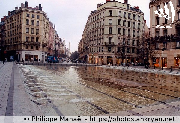 Place de la République / Lyon / Ville / France
