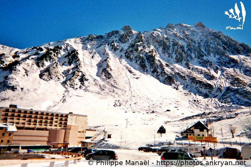 Logo Domaine skiable du Tourmalet - La Mongie, La Mongie (France)