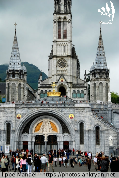 Logo Lourdes, Lourdes (France)