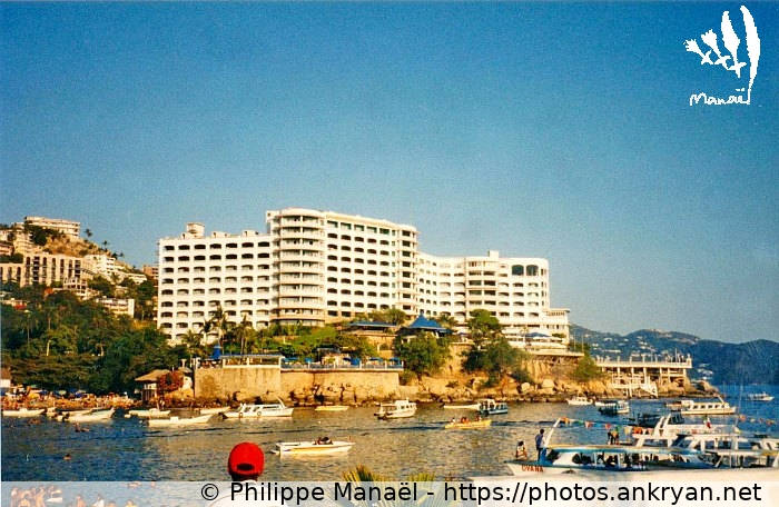 Hôtel Grand Meigas (Mexique / Nouvel an, baie d'Acapulco)