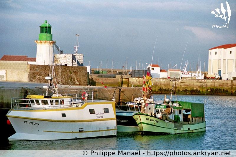 Bateaux de p che ile d 39 yeu france ankryan photos - Yeu annonces bateau peche ...